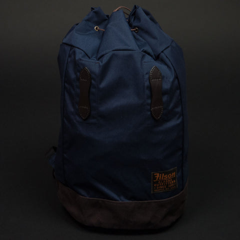 Filson Navy Daypack Backpack at The Lodge