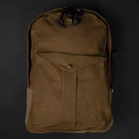 Filson Journeyman Backpack Tan at The Lodge