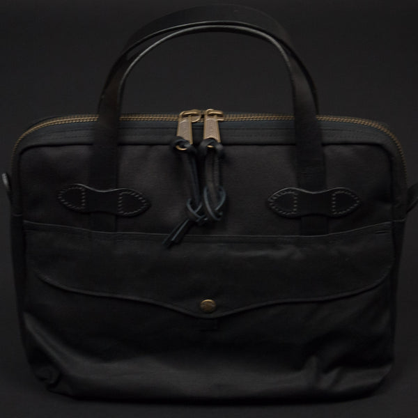 FILSON TABLET BRIEF BLACK - THE LODGE  - 1