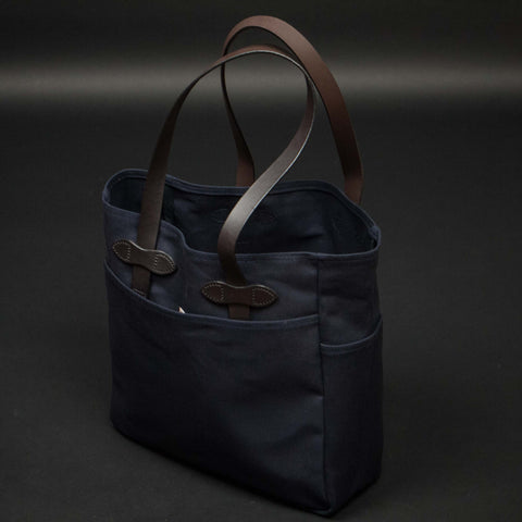 Filson Tote Bag Navy at The Lodge
