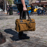 FILSON TAN 48-HOUR DUFFLE BAG