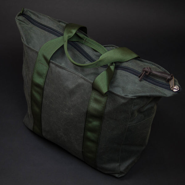01c20587d6 Filson Large Grab  n  Go Tote Bag Spruce- Made in USA Men s Bags – THE LODGE