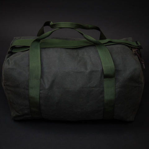 Filson Spruce Large Tin Cloth Duffle at The Lodge