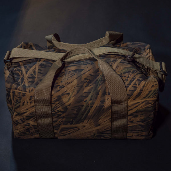 Filson Mossy Oak Camouflage Field Duffel at The Lodge