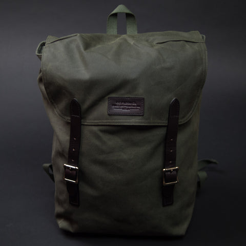 FILSON OTTER GREEN RANGER TWILL BACKPACK