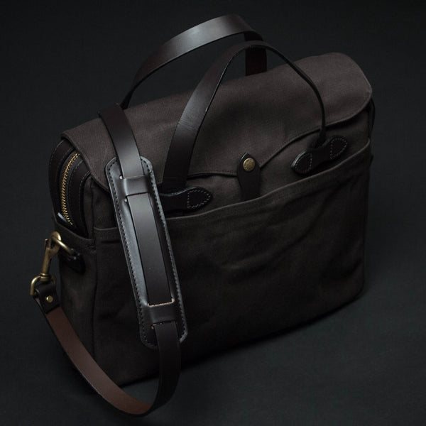 FILSON ORIGINAL BRIEFCASE BROWN - THE LODGE  - 1
