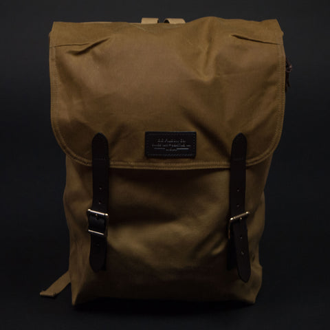 Filson Tan Ranger Backpack at The Lodge