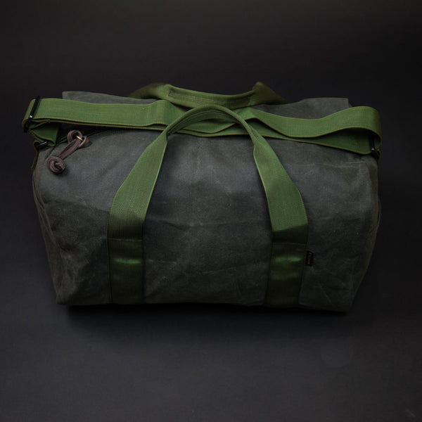 Filson Spruce Small Tin Cloth Duffle Bag at The Lodge