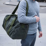 SPRUCE FILSON SMALL TIN CLOTH DUFFLE