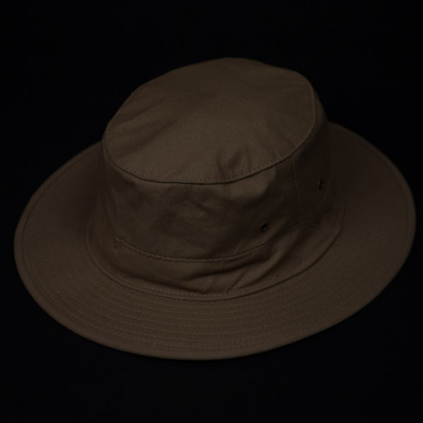 Filson Tin Cloth Dry Shelter Hat Tan at The Lodge