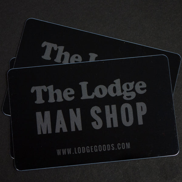 THE LODGE GIFT CARD - EMAILED