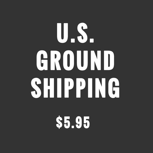 U.S.A CONTINENTAL STANDARD GROUND SHIPPING - THE LODGE