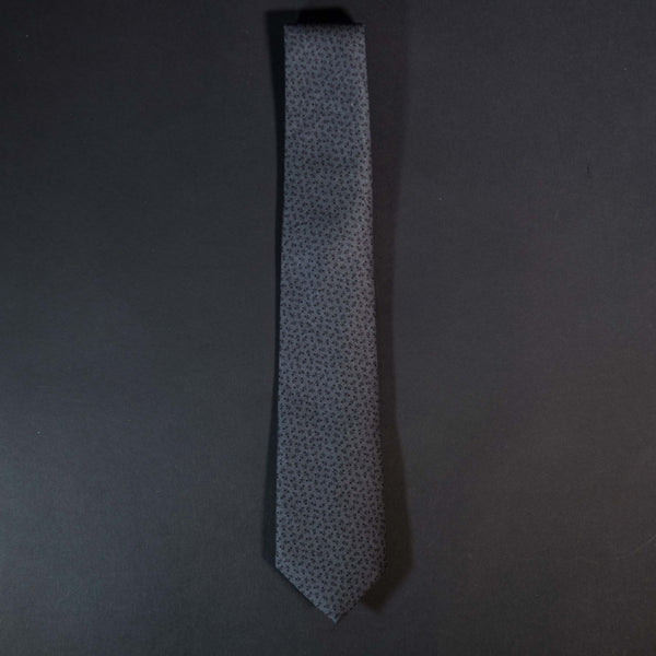 General Knot Charcoal Harvest Geo Men's Tie at The Lodge