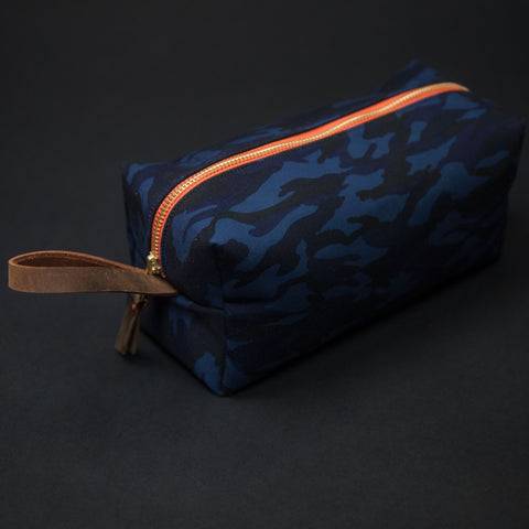 General Knot Midnight Camo Dopp Kit at The Lodge