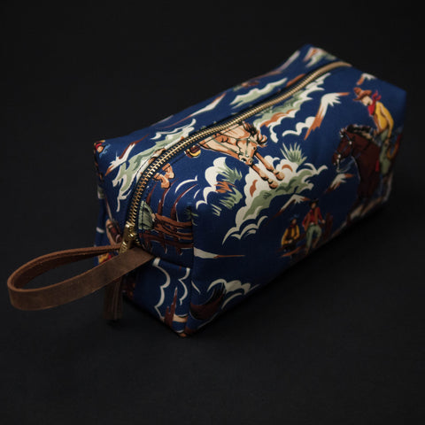 General Knot Vintage Southwestern Dopp Kit at The Lodge