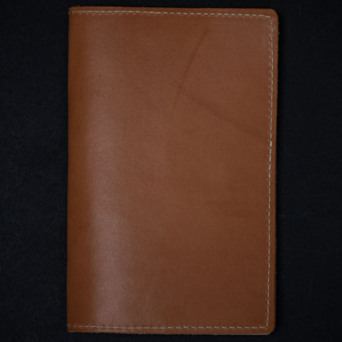Golden Tan Leather Field Notes Cover at The Lodge