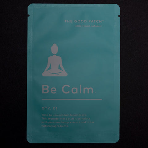 BE CALM WELLNESS PATCH