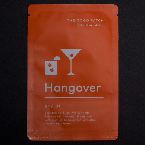 HANGOVER WELLNESS PATCH