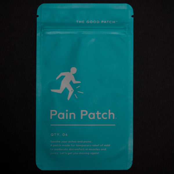 PAIN PATCH- 4 PACK