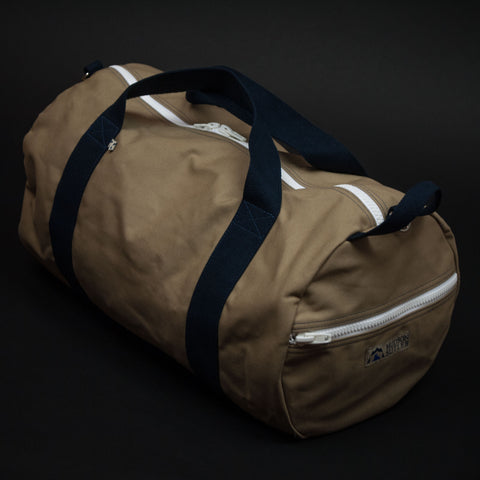 Hudson Sutler Hatteras Weekender Duffle Khaki at The Lodge