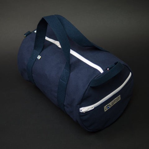 Hudson Sutler Navy Chatham Commuter Duffle at The Lodge