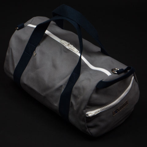 Hudson Sutler Grey Tahoe Commuter Duffel Bag at The Lodge