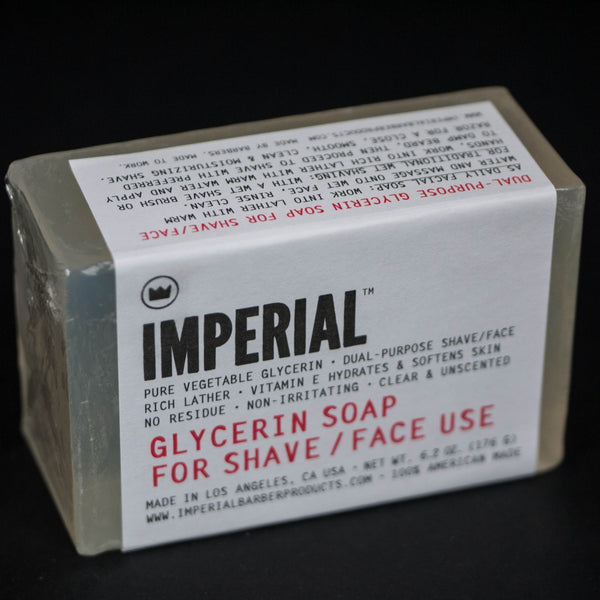 IMPERIAL BARBER SOAP & SHAVE BAR - THE LODGE  - 1