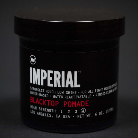 IMPERIAL BARBER BLACKTOP POMADE - THE LODGE  - 1