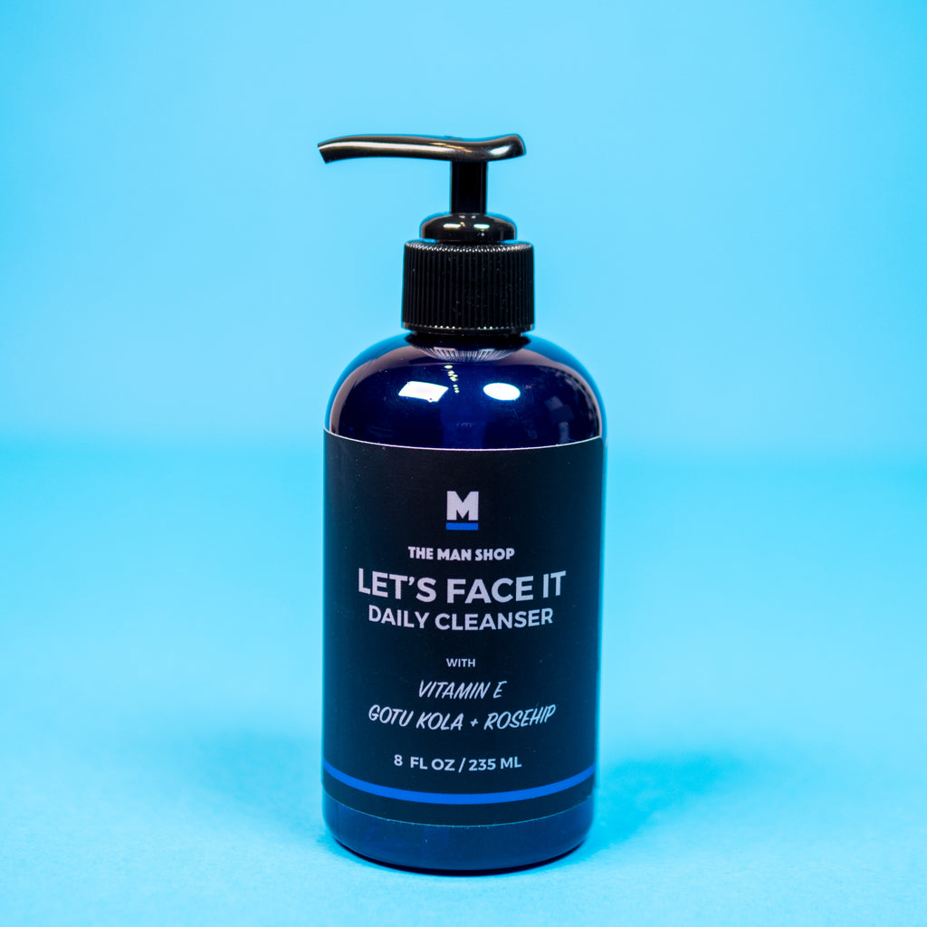LET'S FACE IT DAILY CLEANSER