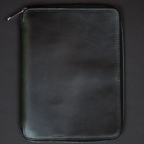 Laulom Moss Green Ipad Mini Leather Case at The Lodge