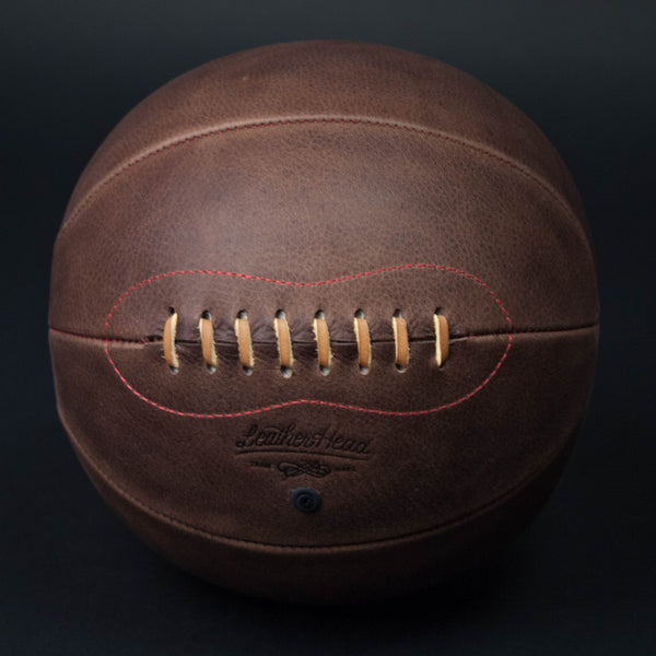 Leather Head Sports Brown Basketball at The Lodge