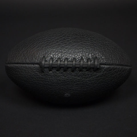 Leather Head Black Bison Football at The Lodge