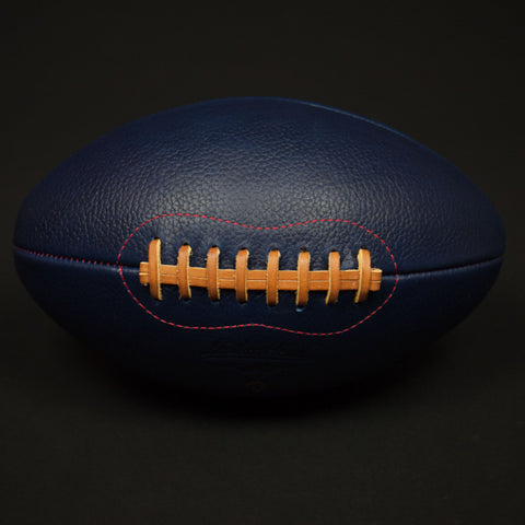 Leather Head Big Blue Football at The Lodge