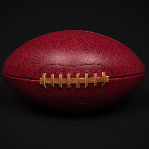 Leather Head Sports Big Red Football at The Lodge