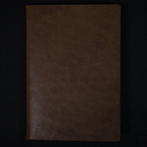 Ezra Arthur Whiskey Leather Journal at The Lodge