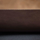 BROWN LEATHER SMALL MANTRAY™ VALET TRAY