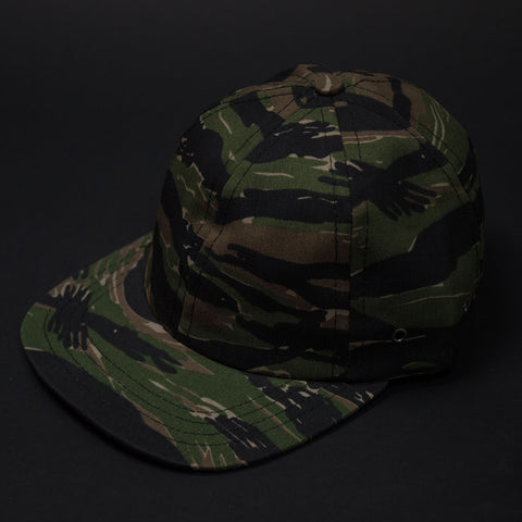 The Lodge Dark Camouflage Baseball Hat