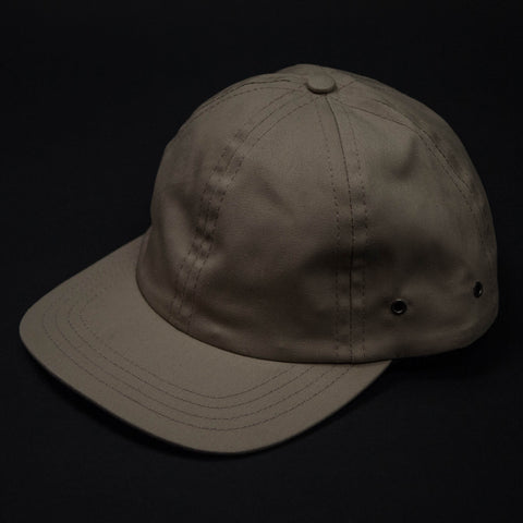 KHAKI COTTON MOUNT COLDEN BASEBALL HAT