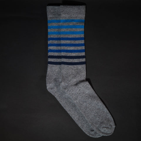 The Lodge The Lanes Wool Cashmere Men's Boot Socks