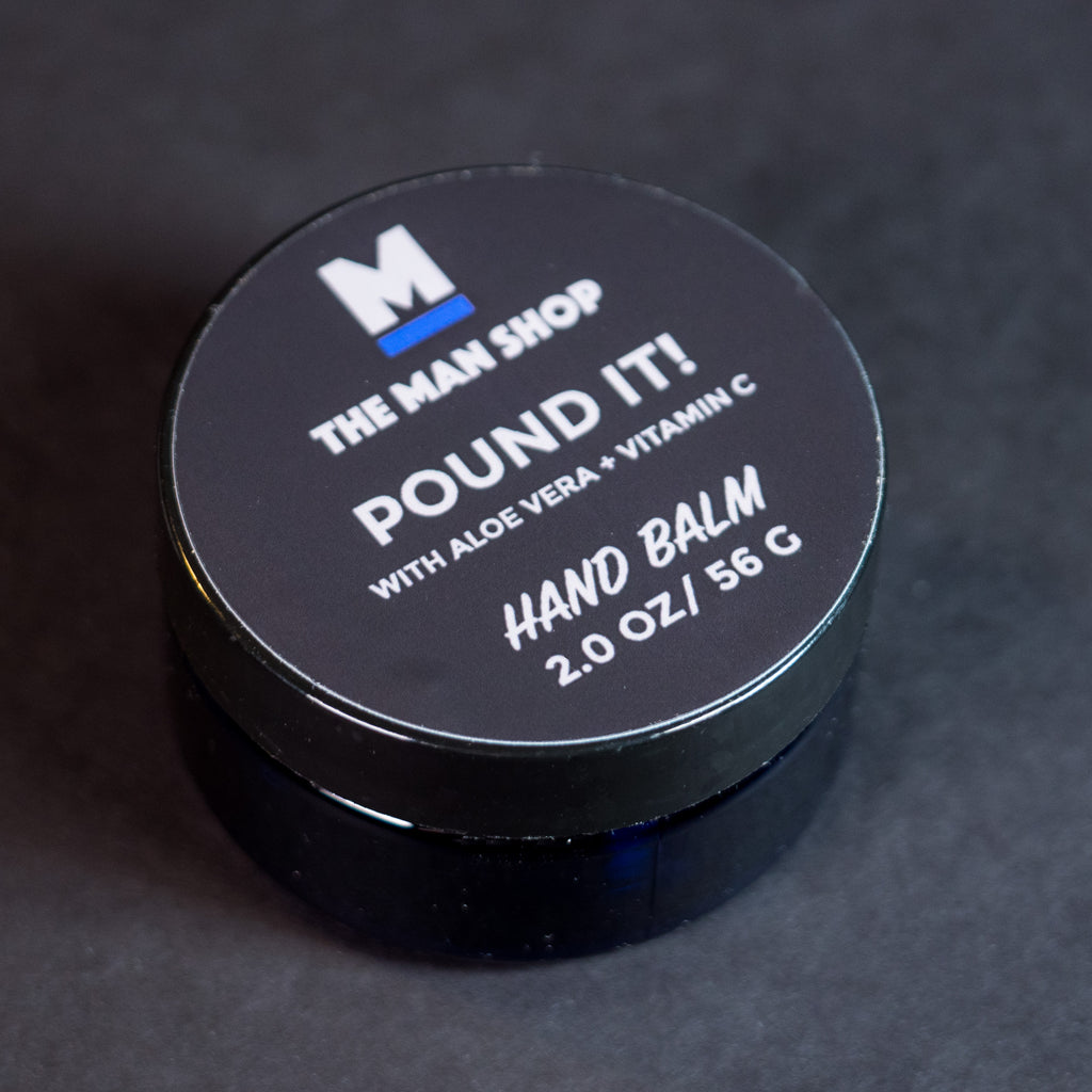 POUND IT! HAND REPAIR BALM 2 OZ POCKET-SIZED