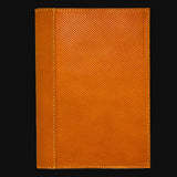 HEMINGWAY SADDLE PERFORATED LEATHER JOURNAL