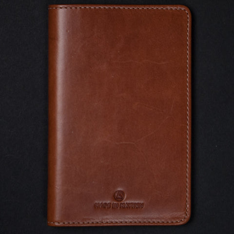 Made in Mayhem Clark Leather Travel Wallet at The Lodge