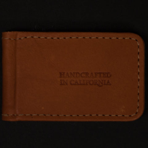 The Lodge Orange Hamilton Money Clip at The Lodge