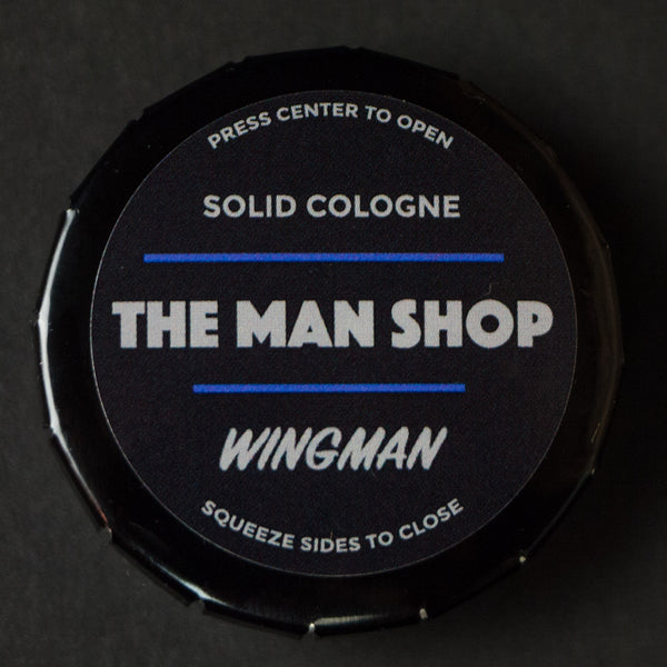 The Man Shop Wingman Solid Cologne at The Lodge