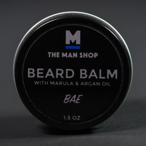 The Man Shop Bae Beard Balm at The Lodge
