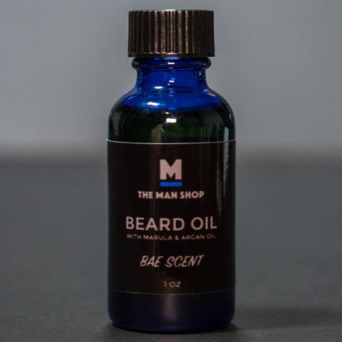 The Man Shop Bae Scent Beard Oil at The Lodge