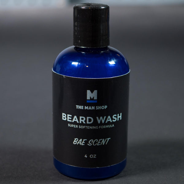 The Man Shop Beard Wash Bae Scent at The Lodge