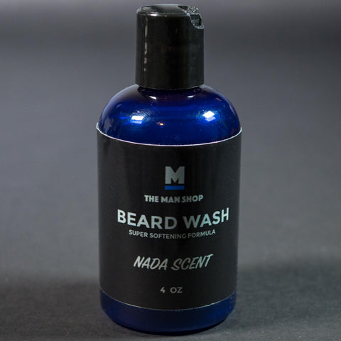 The Man Shop Beard Wash Nada Scent at The Lodge