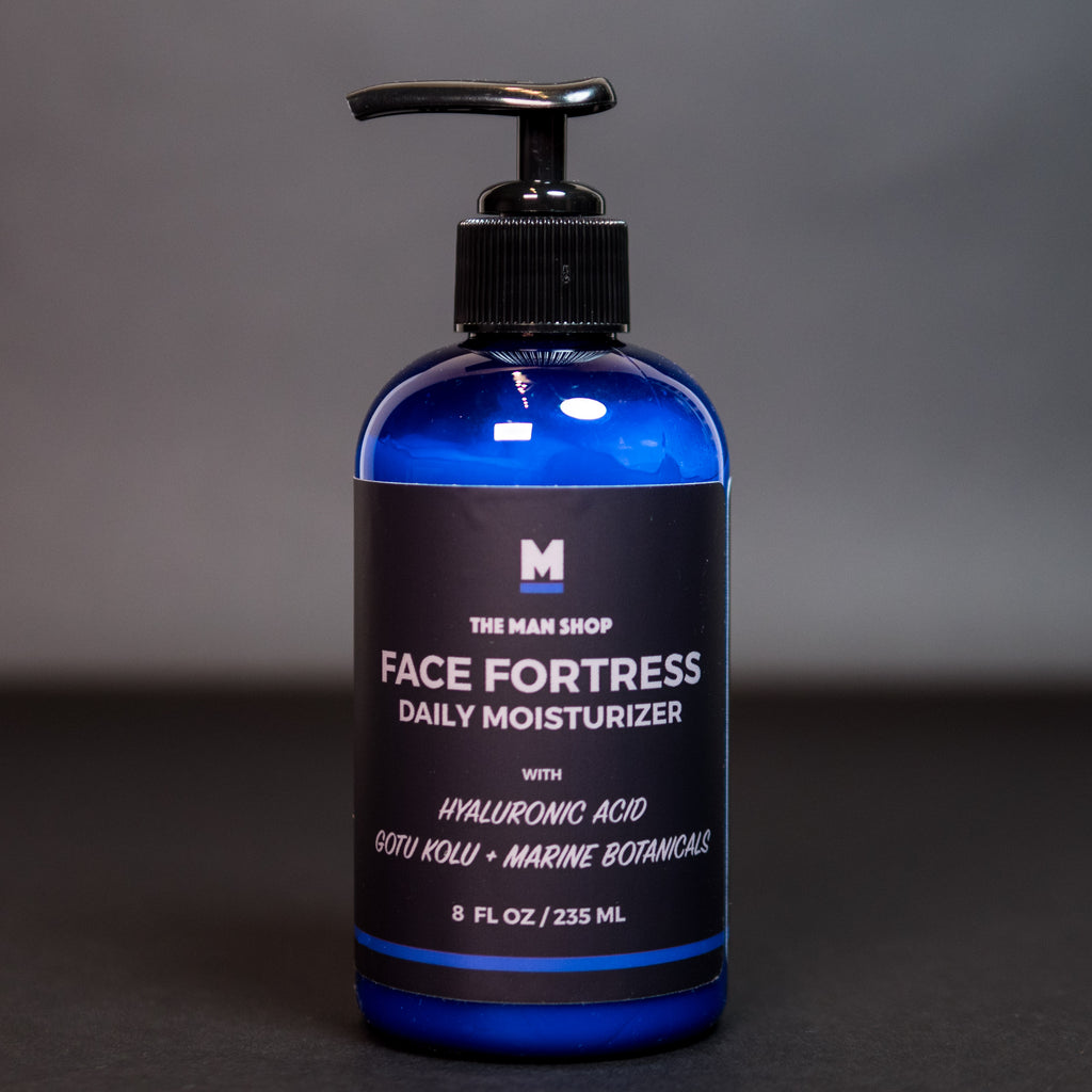 The Man Shop Face Fortress Daily Moisturizer at The Lodge