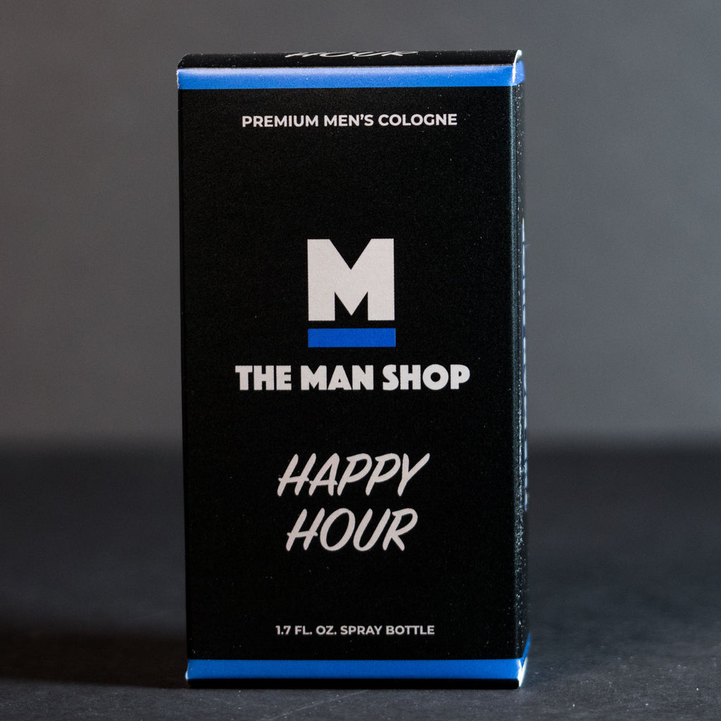 HAPPY HOUR COLOGNE BOTTLE